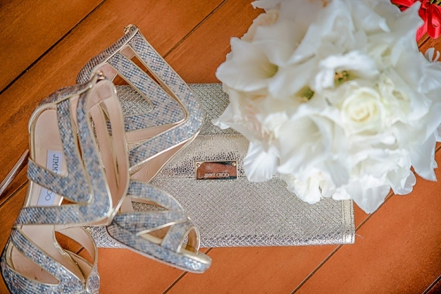 булчински аксесоари, сватбени обувки, булчинска чанта, булчински букет, декорация на сватбена агенция Приказен ден, сватбен агент Мариела Уилсън