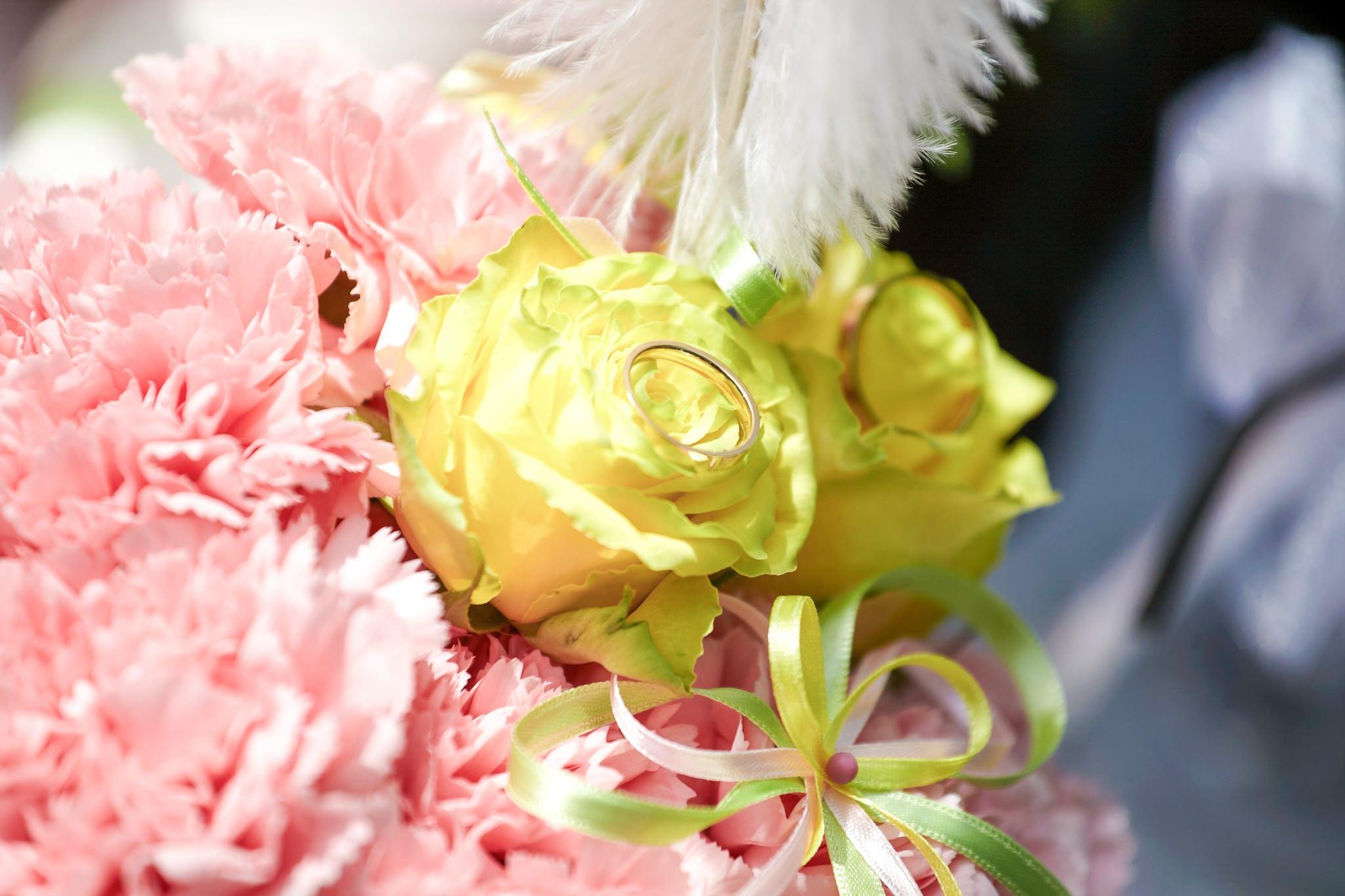 възглавничка за сватбени халки, сватбени пръстени,декорация на сватбена агенция Приказен ден, сватбен агент Мариела Уилсън
