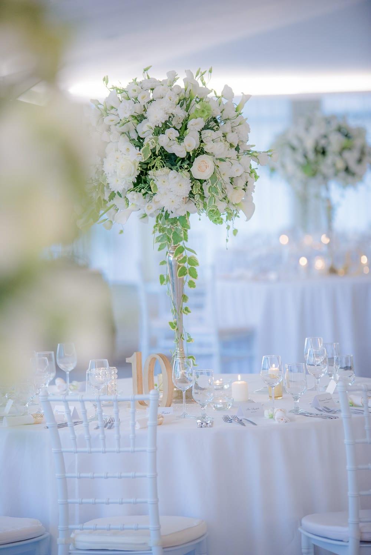 луксозна сватбена украса, декорация на сватбена агенция Приказен ден, сватбен агент Мариела Уилсън