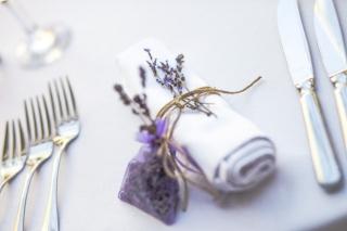 подаръче за гости, лавандулова торбичка като подаръче за сватба, декорация на сватбена агенция Приказен ден, сватбен агент Мариела Уилсън