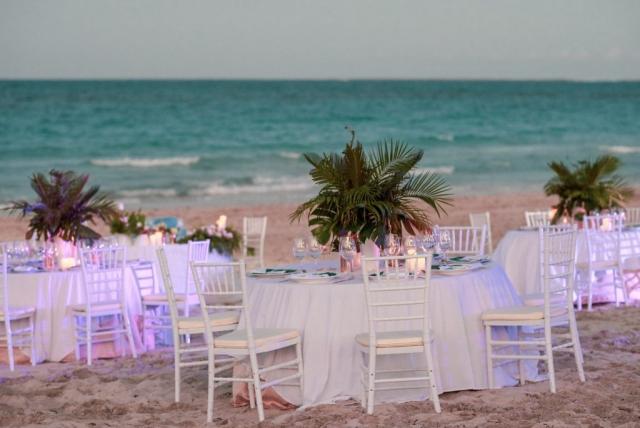сватба на залез слънце, декорация на сватбена агенция Приказен ден, сватбен агент Мариела Уилсън
