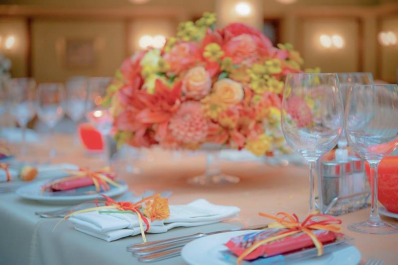 сватбена декорация, декорация на сватбена агенция Приказен ден, сватбен агент Мариела Уилсън