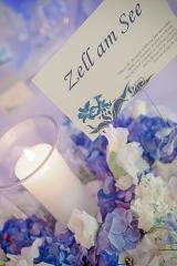 сватбени цветя, свещи на сватбата, декорация на сватбена агенция Приказен ден, сватбен агент Мариела Уилсън