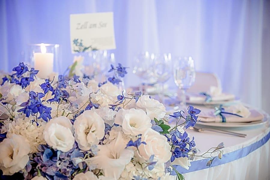 украса за сватба  от сватбена агенция Приказен ден, сватбен агент Мариела Уилсън
