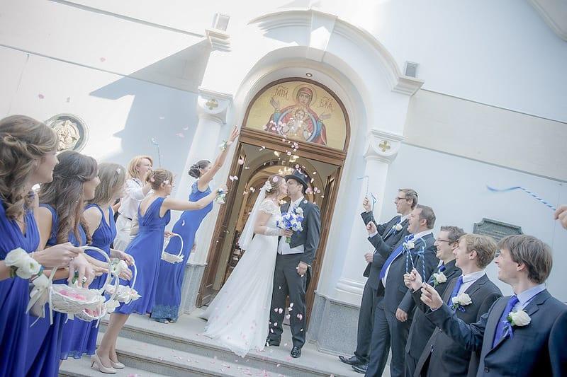 църковен брак, традиционна сватба в църква, българска сватба, декорация на сватбена агенция Приказен ден, сватбен агент Мариела Уилсън