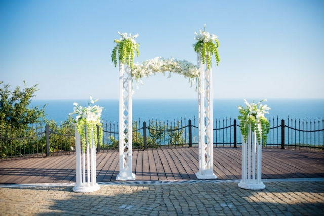 Wedding planner in Varna, Bulgaria; Black Sea Rama weddings