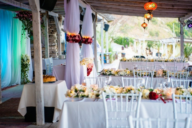 Wedding planner in Varna, Thracian cliffs golf resort, Bulgaria