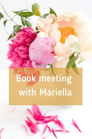 Book meeting with Mariella