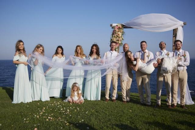 сватба в хотел Анел Созопол