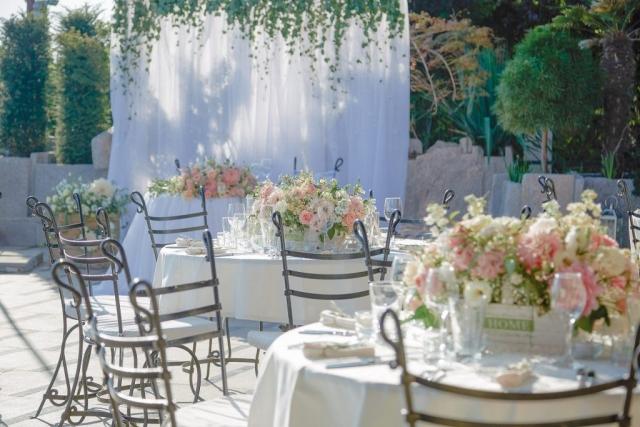 ръстик стил сватба на морето, декорация на сватбена агенция Приказен ден, сватбен агент Мариела Уилсън
