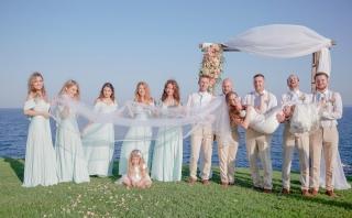 забавна сватбена фотография, декорация на сватбена агенция Приказен ден, сватбен агент Мариела Уилсън